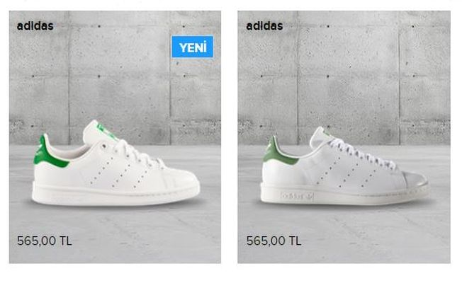 Adidas Stan Smith: Herkesin Tercihi